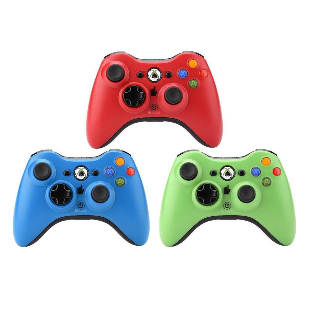 Xbox Controllers - For Xbox 360 Gamepad Wireless Wireless Controller - [RED / GREEN / BLUE]