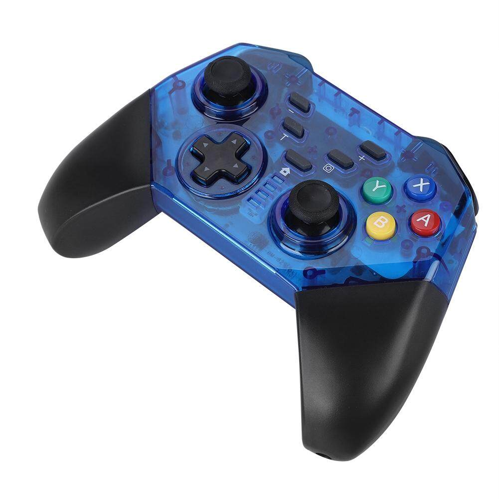 Advanced Controllers - Wireless Bluetooth Game Wireless Bluetooth Game Handle - [BLACK / BLUE]