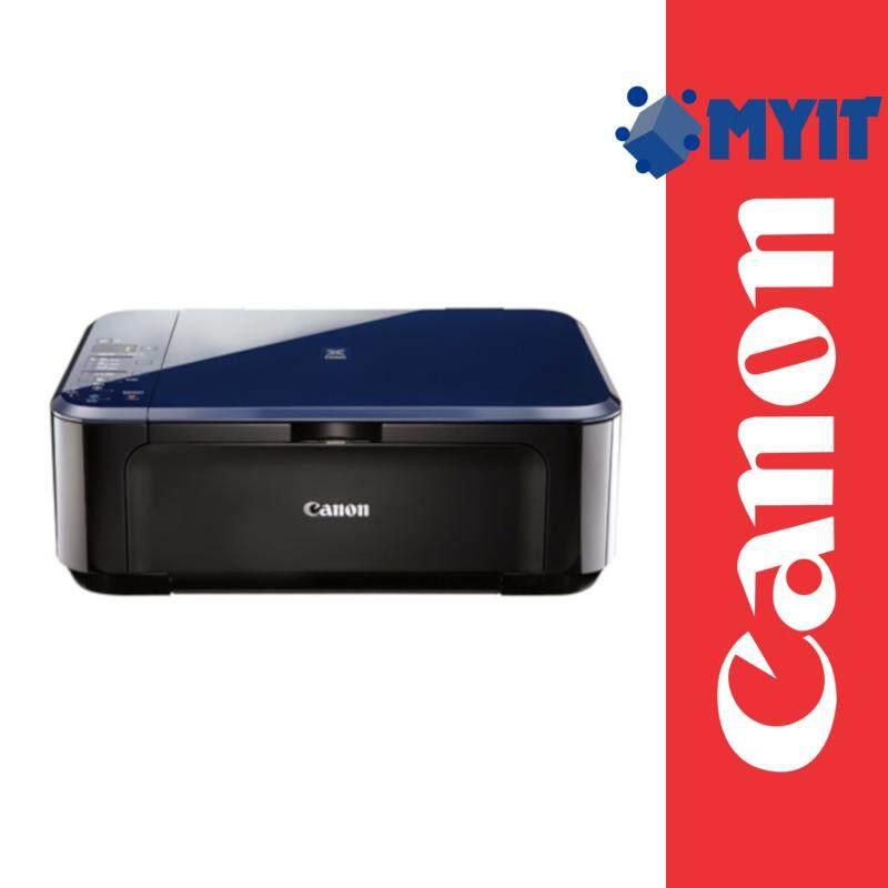 Canon Pixma E560 All in One 3 in 1 Inkjet Color Printer (Print / Scan / Copy)