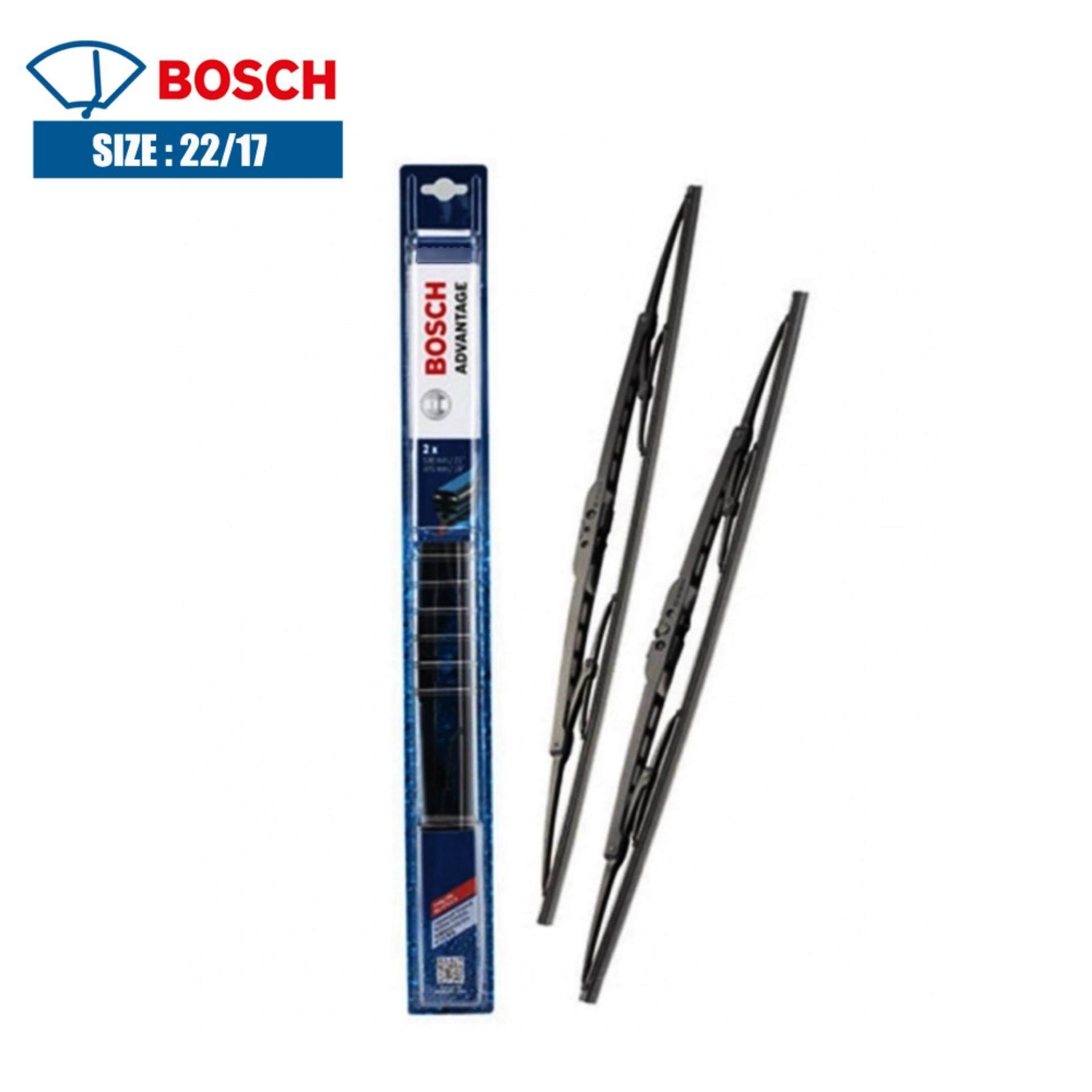 BOSCH 1PAIR-U HOOK BA2217 SAGA BLM/SWIFT/SYLPHY G11 WIPER