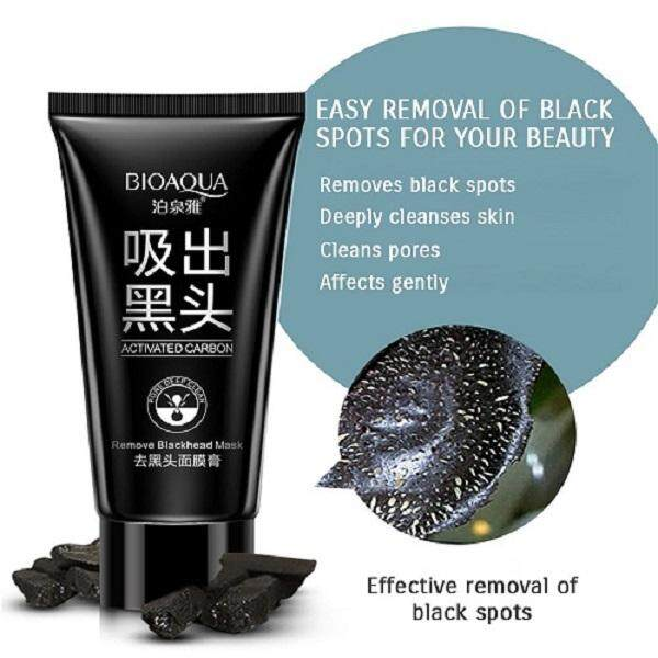 Bioaqua Blackhead Remover Peel Off Facial Mask 60g
