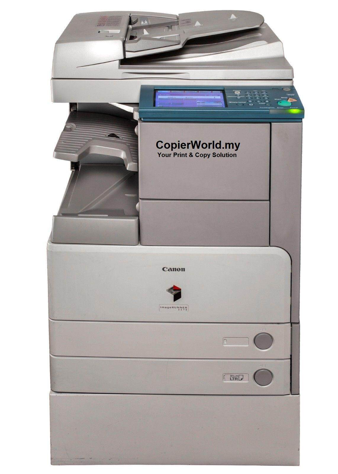 CANON IMAGERUNNER 3245 DRIVERS FOR PC