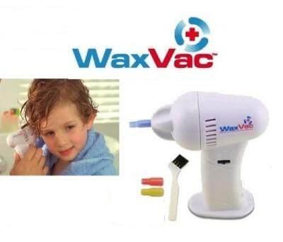 WaxVac - Effective Ear Cleaner