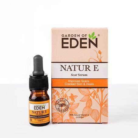 GARDEN OF EDEN NATUR E SERUM 5ML