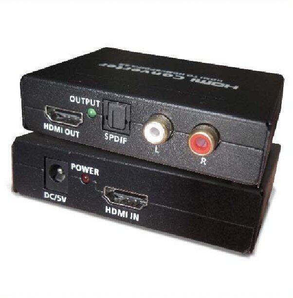 SAROWIN HD1To1LR HDMI To HDMI+L/R Audio