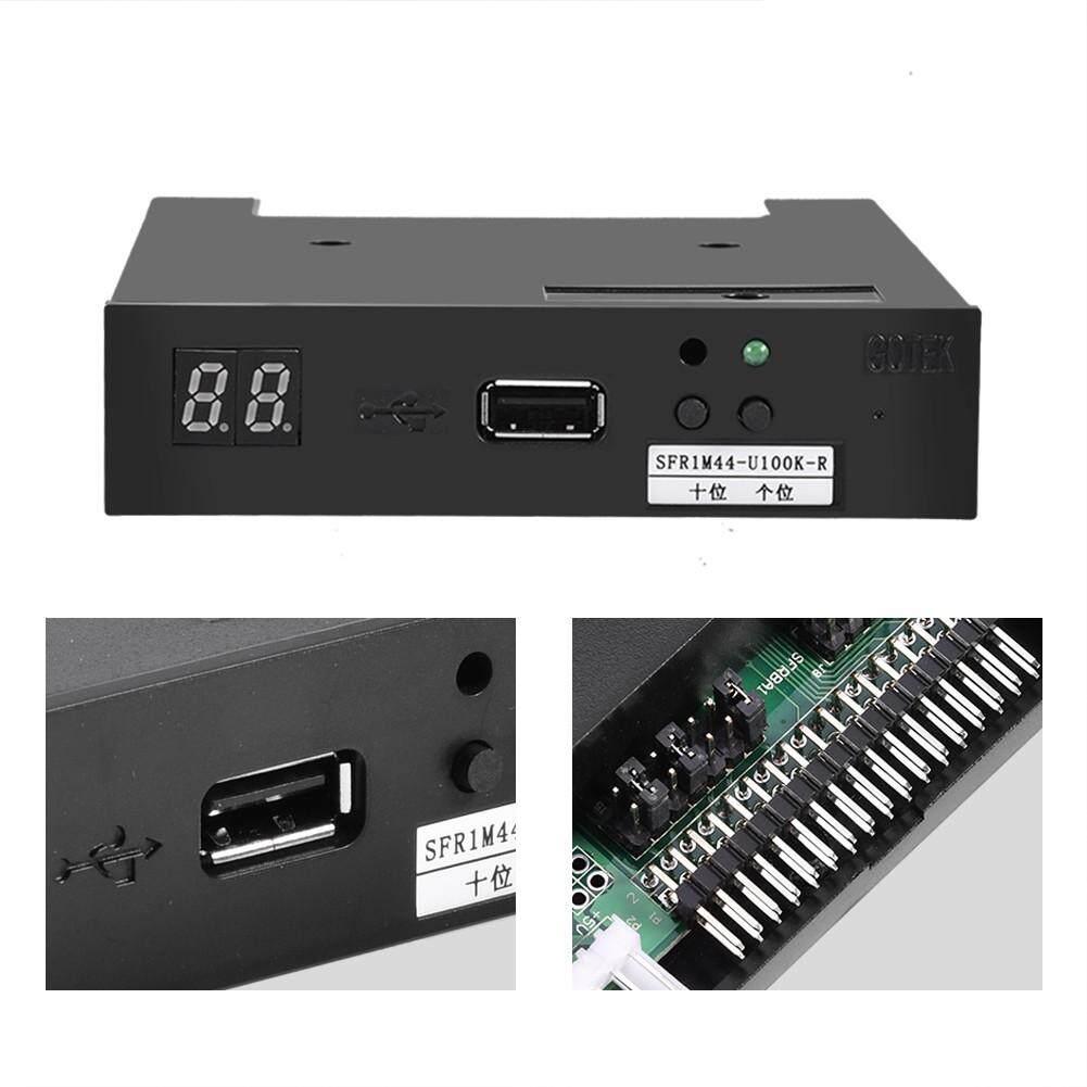 "Solid State Drives - SFR1M44-U100K-R 3.5"" 1.44MB USB SSD Floppy Drive Emulator for ROLAND"