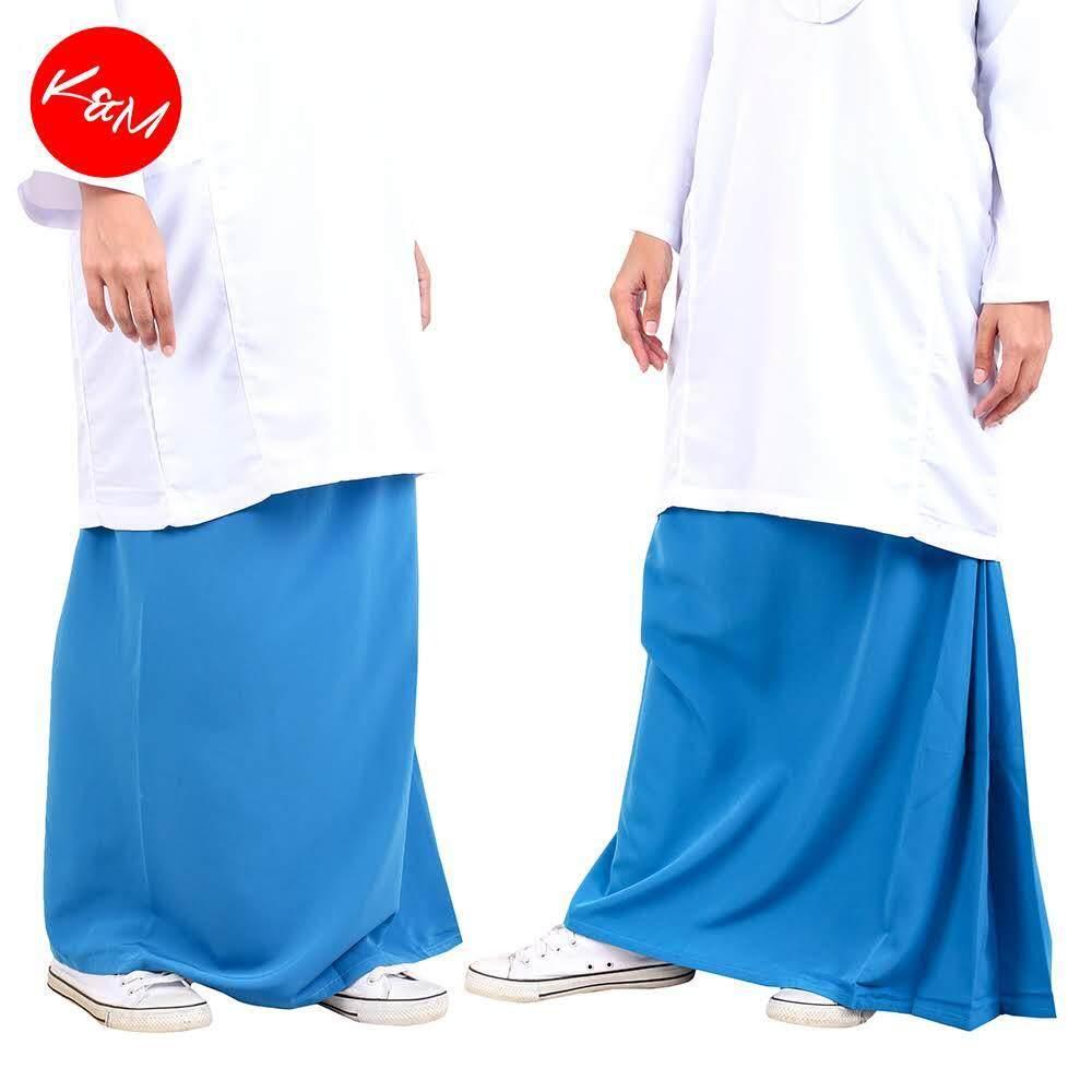 KM Secondary School Uniform Kurung Skirt [M22989]