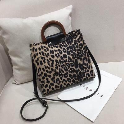 Women Trendy Fashion Cross body Wild Style Large Capacity Tote Bag
