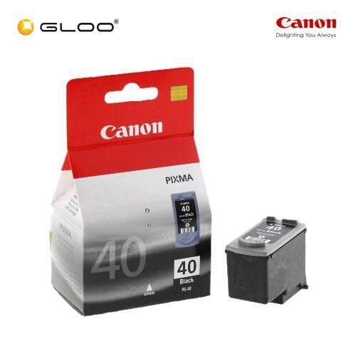 Canon PG-40 Ink Cartridge - Black