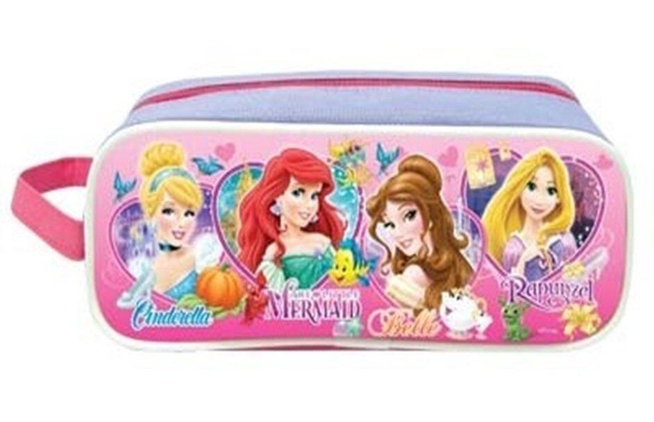 Original Disney Princess Square Pencil Bag