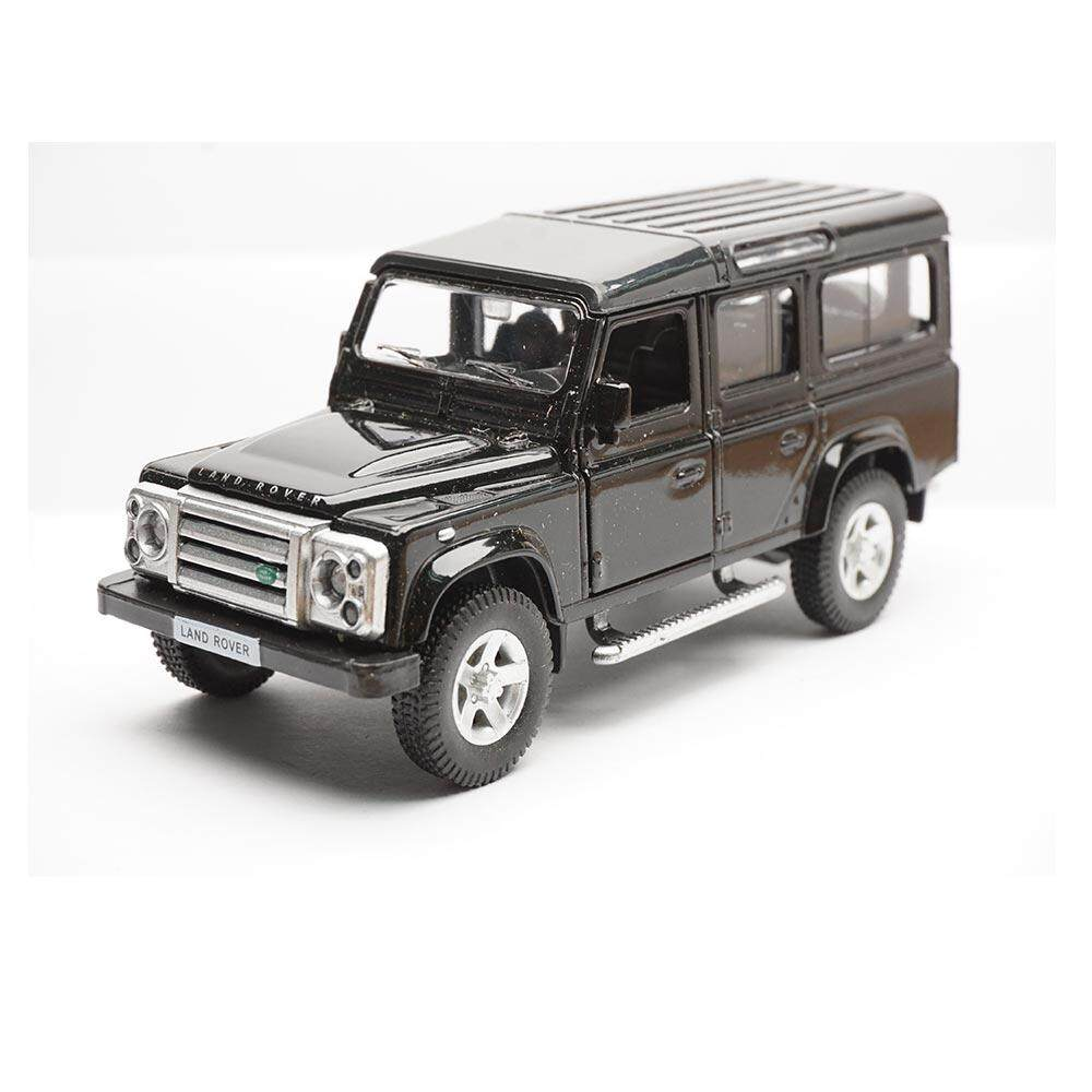 RMZ City Land Rover defender 1:36 1:32 diecast Car Model -Black Limited Stock in World