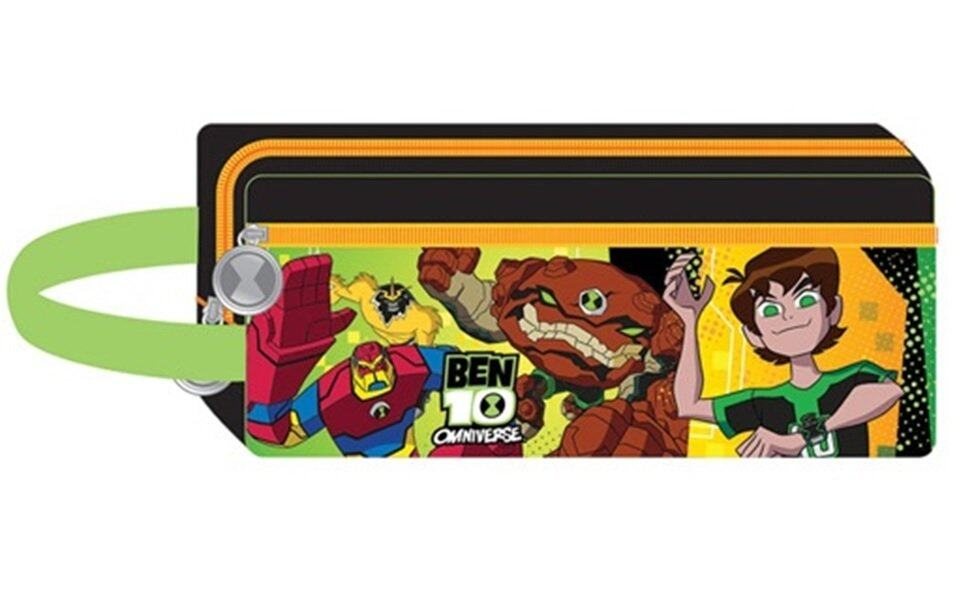 Ben 10 Omniverse Square Pencil Bag