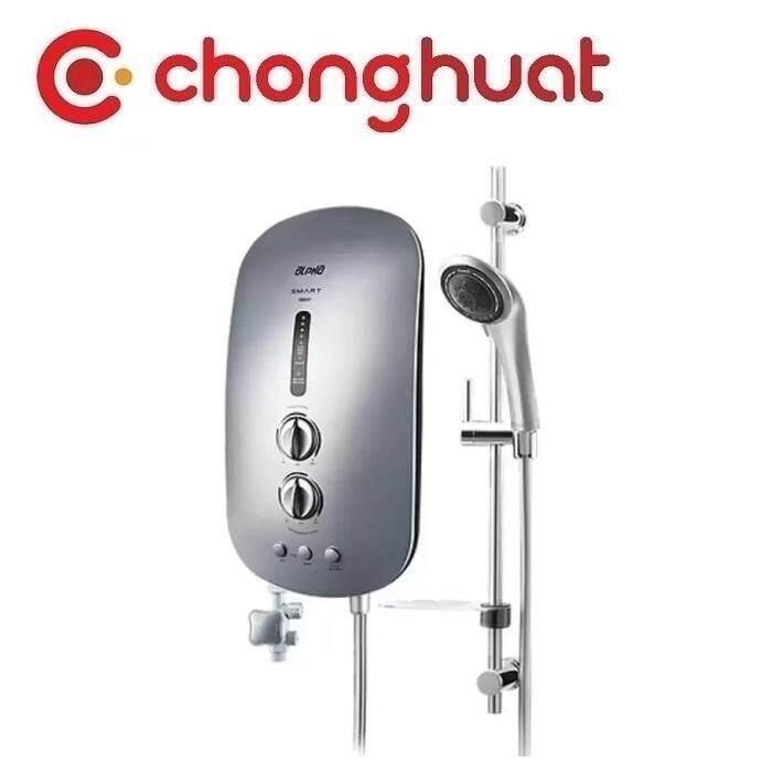 Alpha SMART 18I Inverter DC Pump Water Heater - Silver
