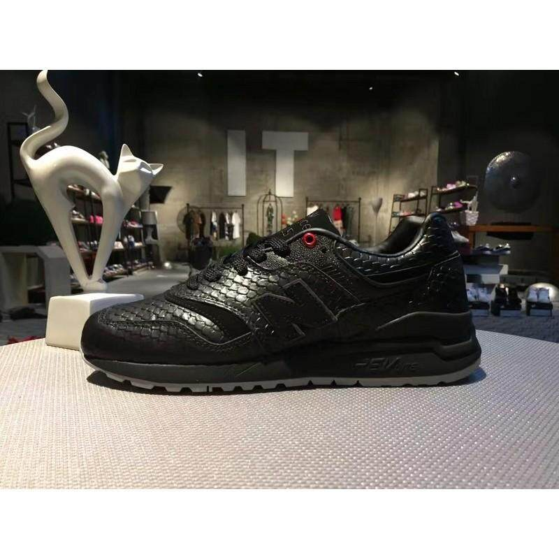 สอนใช้งาน  สตูล ร้อน! Original New Balance x PHANTACi ML997.5PHANTCi ผู้ชายผู้หญิงรองเท้าวิ่ง