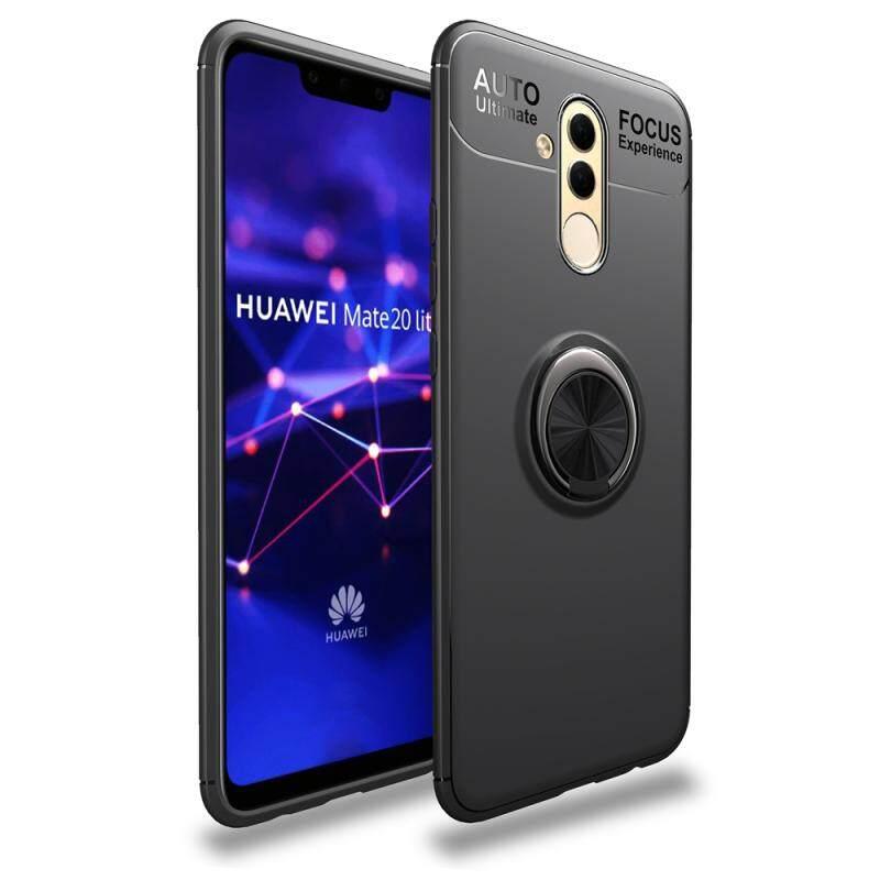 Happon Case untuk Huawei Maimang 7 Mate 20 Lite Casing Belakang Potongan Pas Badan Ponsel TPU