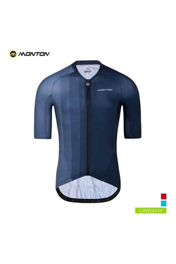 MONTON JERSEY INK PAINTING (GRAY BLUE)
