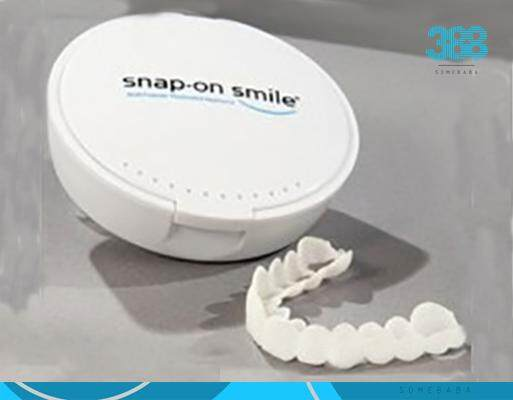 【READY STOCK】Cosmetic Dentistry Snap On Instant Perfect Smile Comfort Fit Flex Teeth Veneers