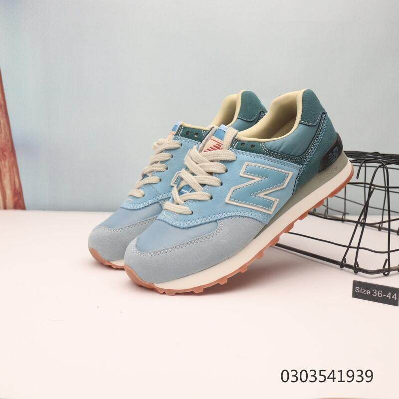 sale retailer ae1af 7681e New balance 574 classic running shoes Sports shoes for men and women(A Pair  Of Socks As A Gift)