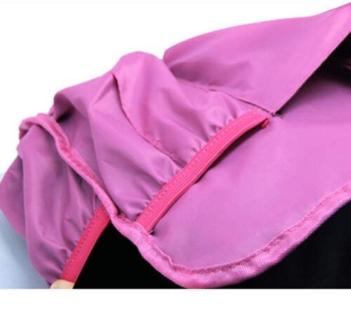 QQ Nylon Insert Bag Makeup Handbag Organizer Travel Inner Purse Portable Cosmetic Inside Bags Storage Expandable Tote divider