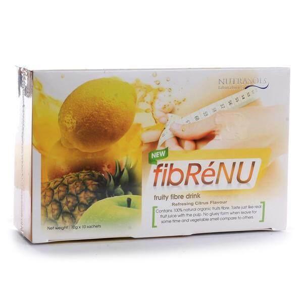 FIBRENU FRUITY DRINK 10GM X10S