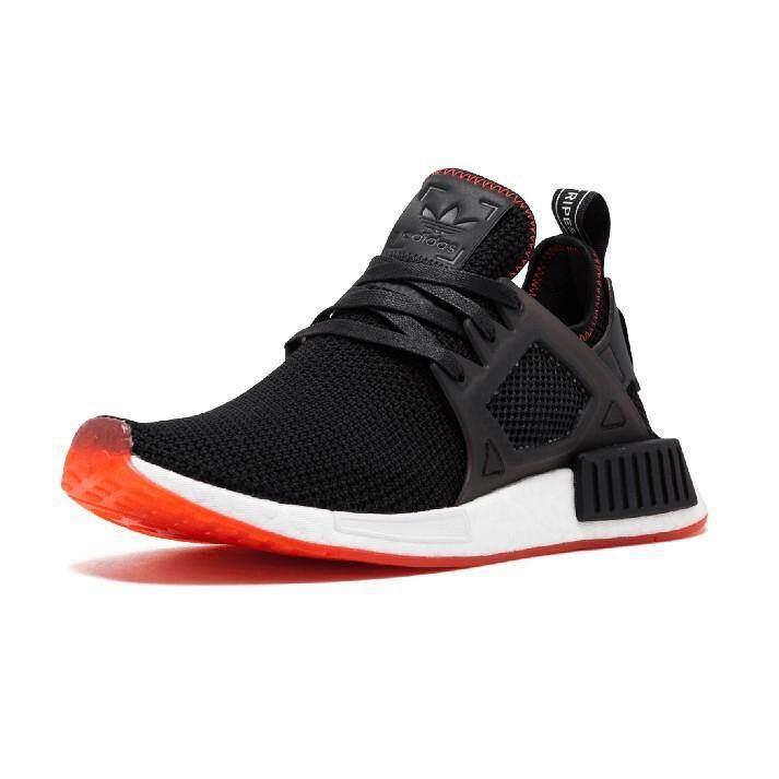 ยี่ห้อไหนดี  ตาก Adidas NMD_R1 PK รองเท้าวิ่งลำลองสำหรับผู้ชายและผู้หญิง