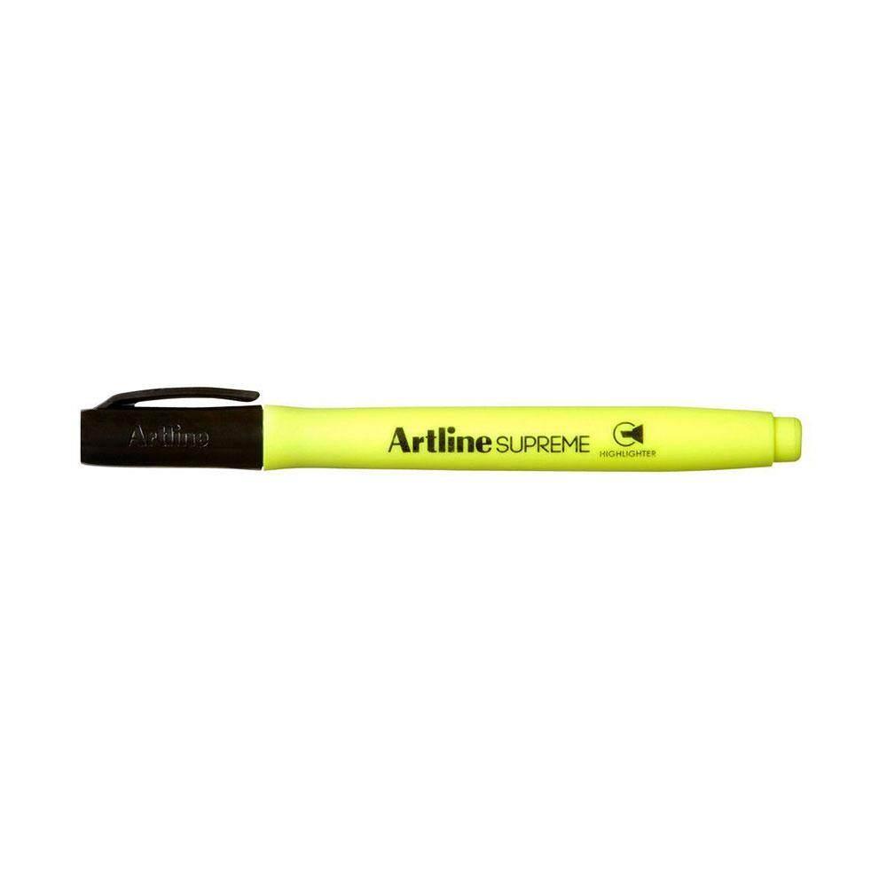 ARTLINE SUPREME HIGHLIGHTER YELLOW (EPF-600)
