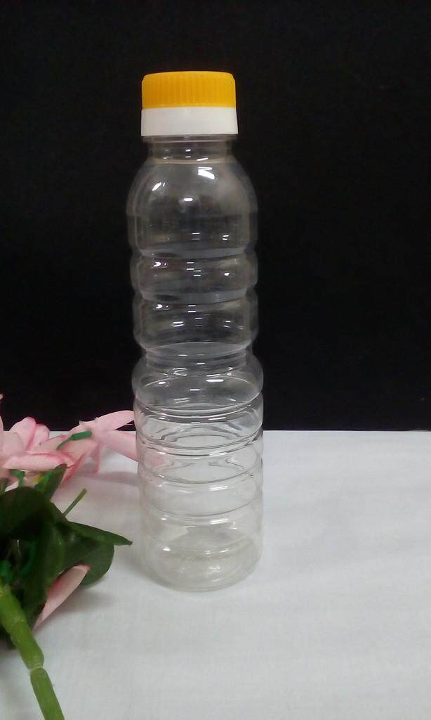 10 Pieces Pet Bottle 320ml for Pure Honney/avocado Jus.same day ship.(Clear)