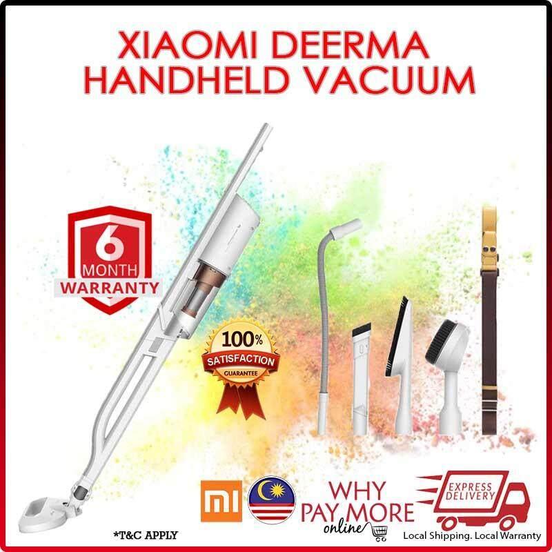 [READY STOCK] Xiaomi Mijia Original Deerma DX800S Handheld Vacuum Cleaner Multifunctional Mi DX800