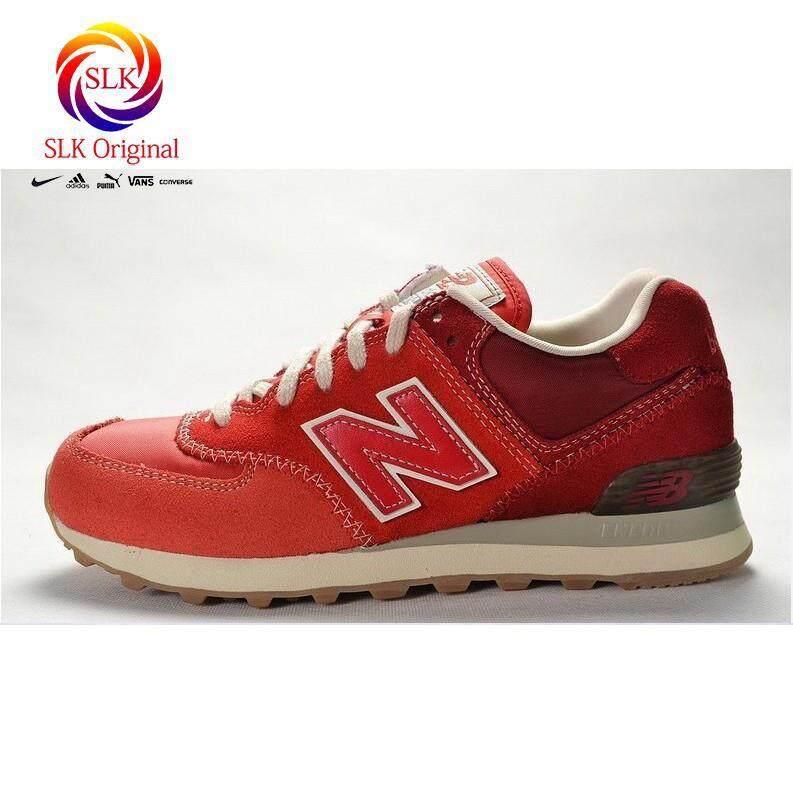 พิจิตร SLK เดิม★NEW BALANCE รองเท้าบุรุษสำหรับรองเท้าผู้หญิงรองเท้าผ้าใบ 36-44