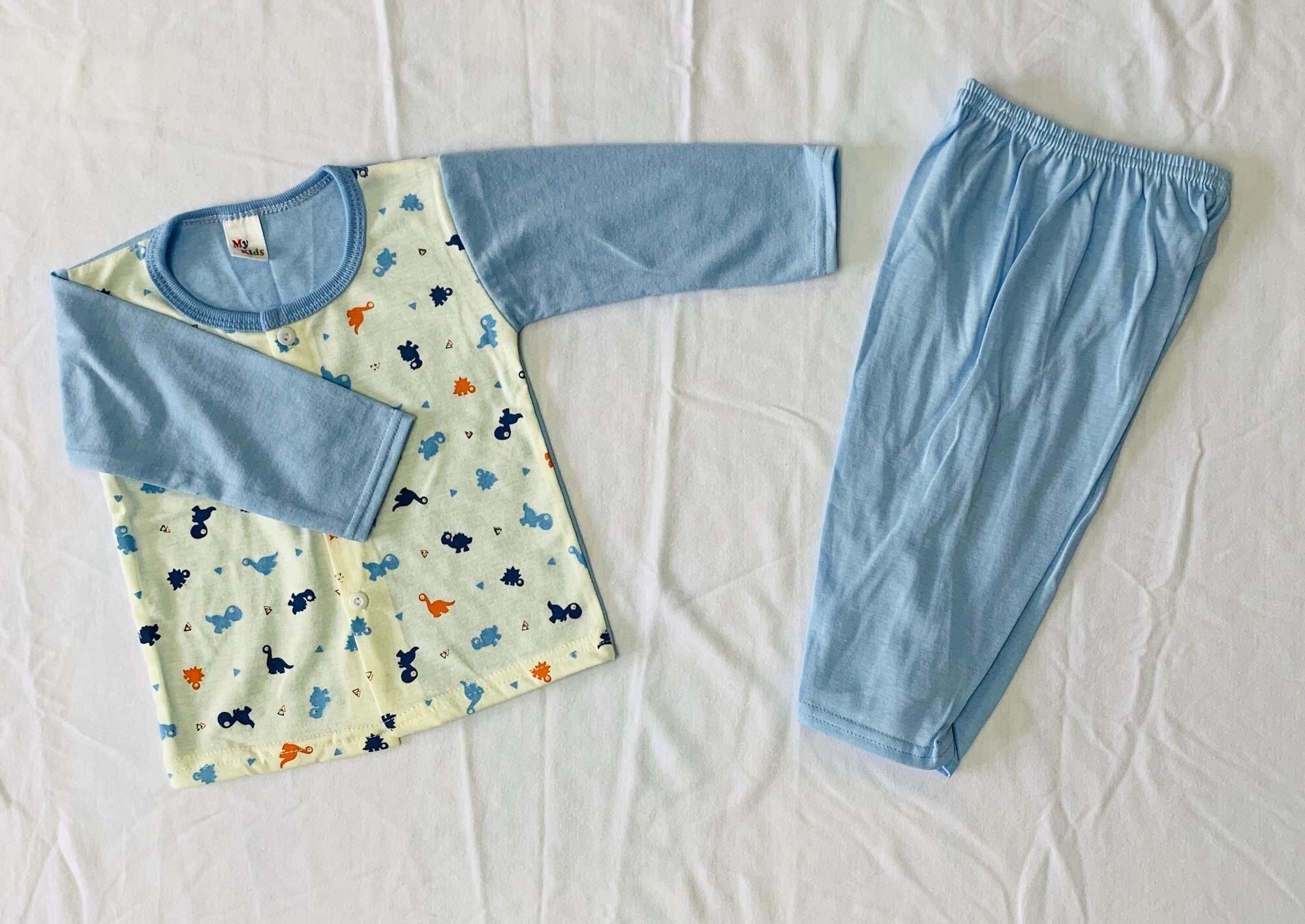 Wonderful Little Dino Newborn & Baby 3 SET Pajamas Bundle Sales
