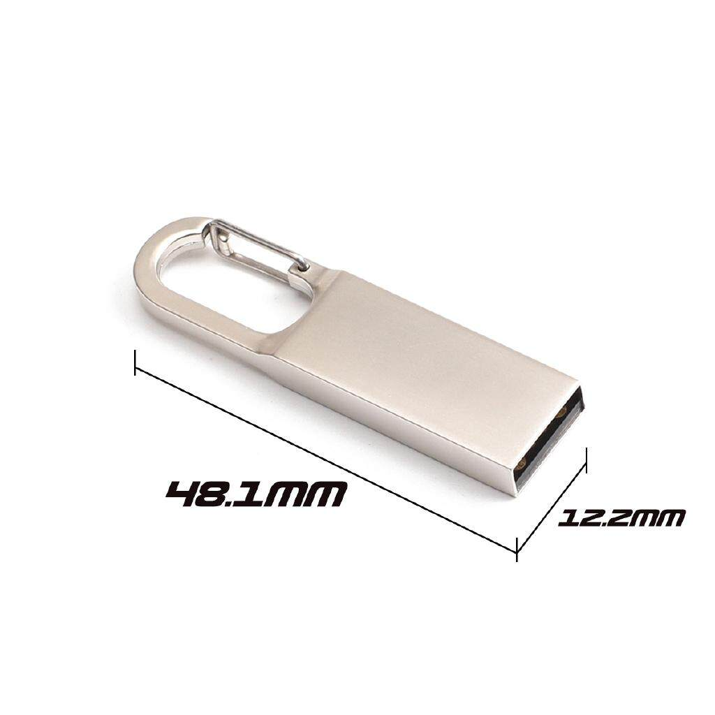 USB 2.0 128GB Flash Drives Memory Metal Flash Drive Pen Drive U Disk For Car&PC - 8GB / 32 LITER 128G / 4GB / 64 LITER 256G / 512MB / 32 LITER 64G / 32GB / 16GB