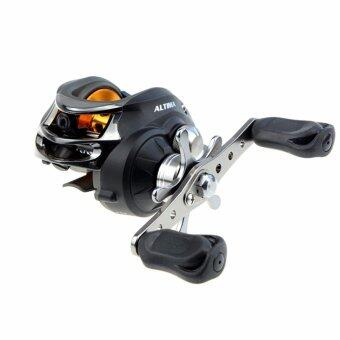 10BB 6.3:1 Left Hand Bait Casting Fishing Reel 9Ball Bearings +One-way