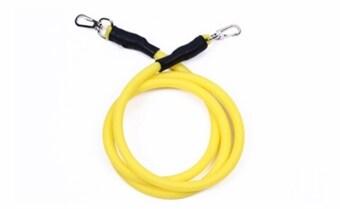 11pcs Yoga Pilates Fitness Equipment Resistance Bands Elastic Pull Rope Latex Tube
