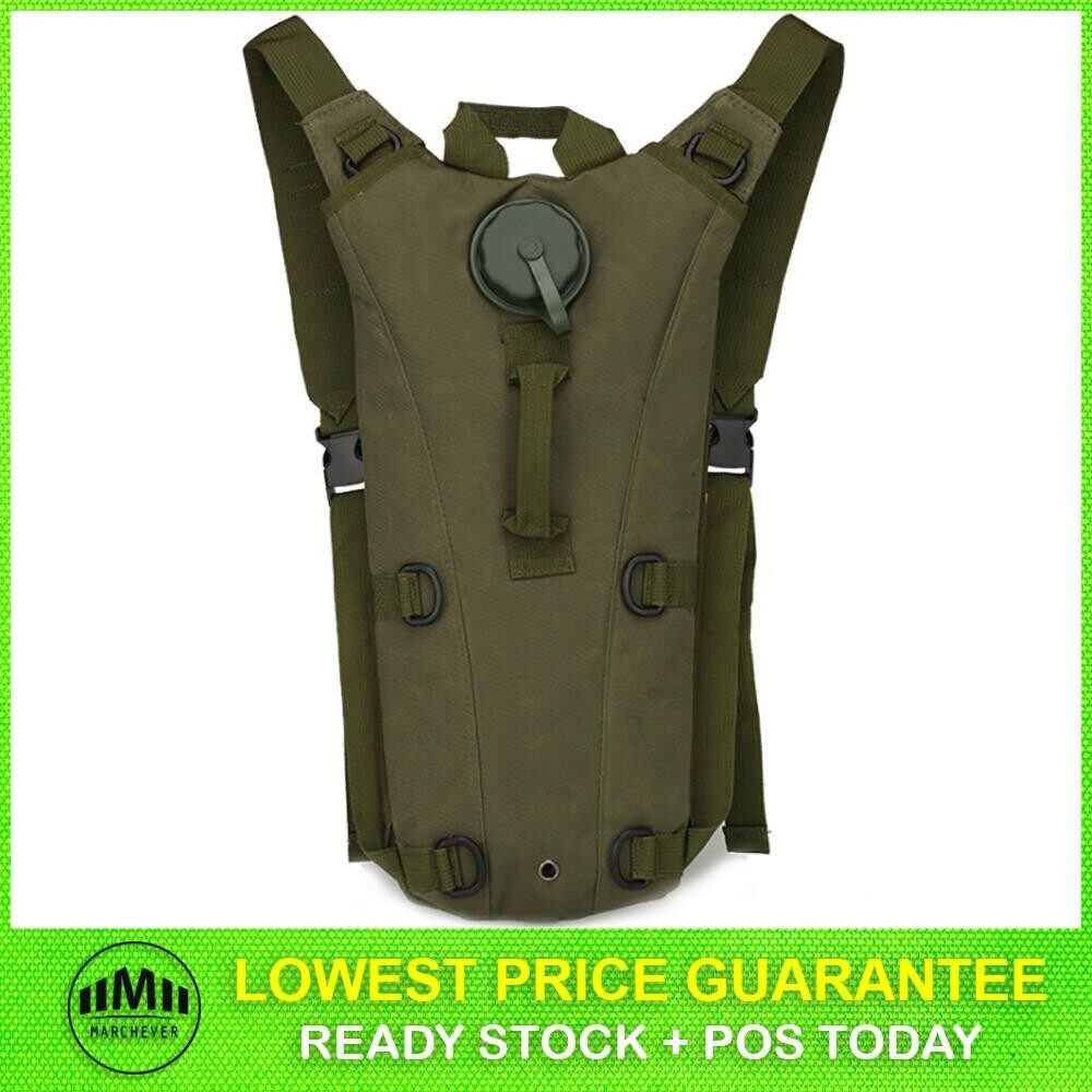 2.5L Hydration Outdoor Tactical Water Bag Backpack with Bladder