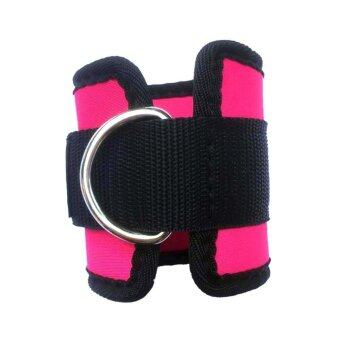 2pcs Ankle/Wrist Weights (Rose Red) - 2