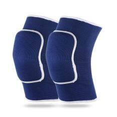 2PCS Knee Brace Knee Sleeve Volleyball Knee Pad Support Guard Protector Leg Support Sports Snowboard Knee