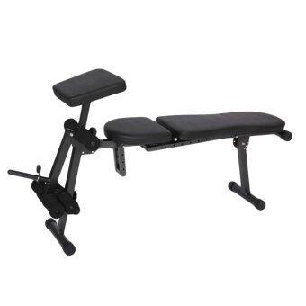 Adjustable Fitness Gym Bench With Armrest