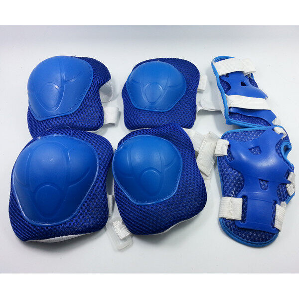 AFGY FGB 104 Child Protective Guard Set - Blue