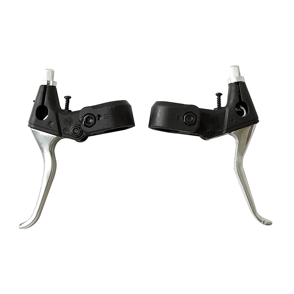 ALLOYBMX/MOUNTAINBIKECYCLEPAIRALLOYBRAKELEVERS3FINGERBICYCLElever - intl