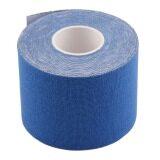 Spesifikasi 1 Roll 5 Cm X 5 M Kinesiologi Olahraga Perawatan Terapi Nyeri Otot Pita Elastis Biru Allwin Murah