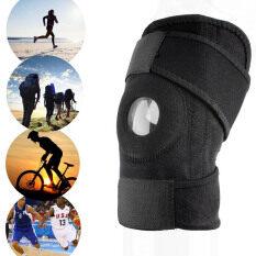 Spesifikasi Allwin Yg Dpt Mengatur Tali Pengikat Elastis Tempurung Lutut Olahraga Kuatkan Dukungan Hitam Neoprena Lutut Lengkap Dengan Harga