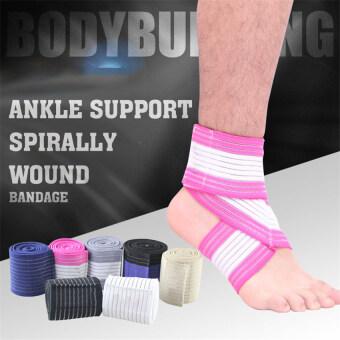 Pergelangan Kaki Tinggi Papan Sepatu Sepatu Kanvas. Source · Ankle Support Spirally .
