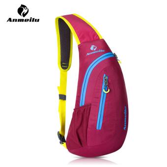 Anmeilu outdoor sports backpack for men and women messenger bag outdoor chest pack riding backpack shoulder bag