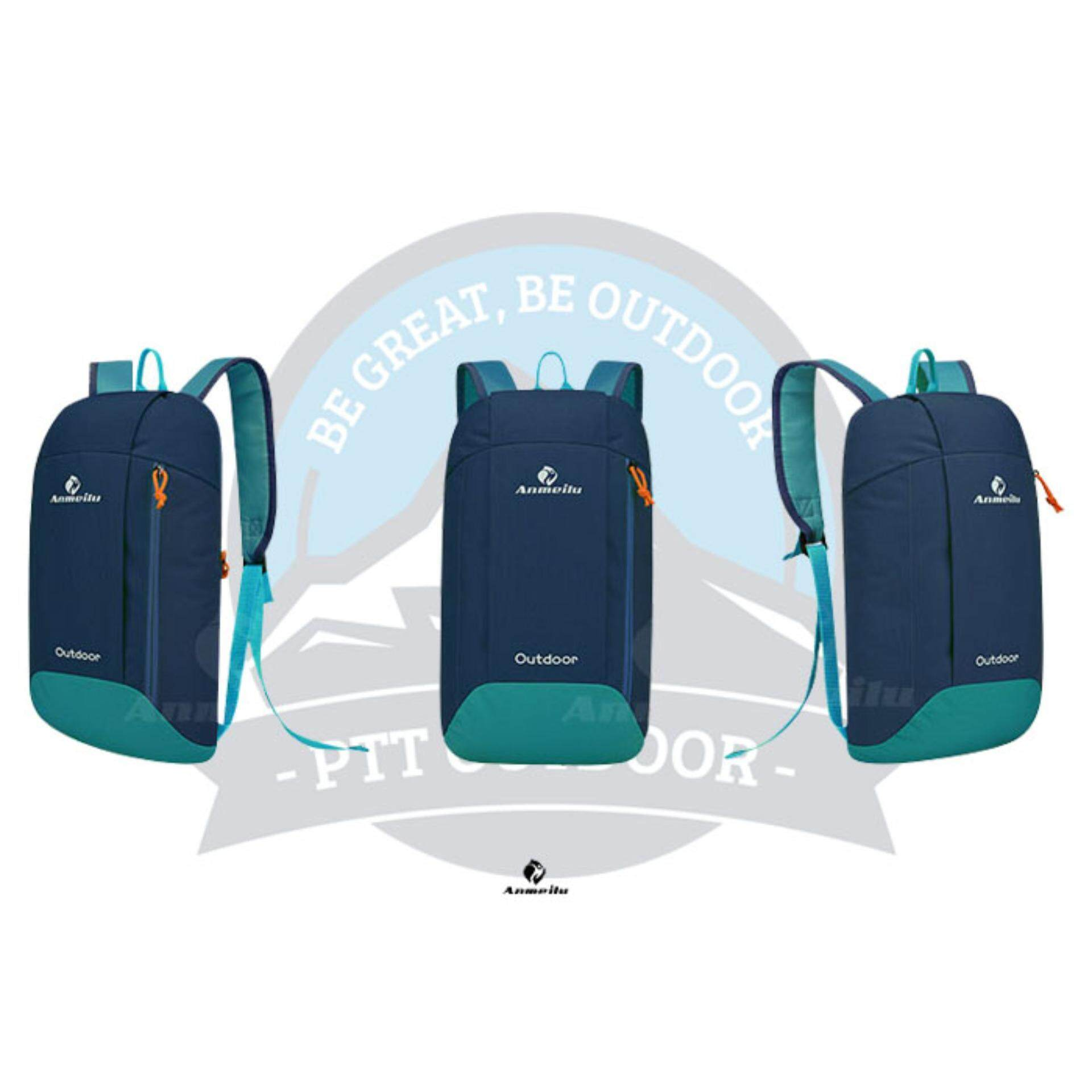 [READY STOCK] ANMEILU Portable Outdoor 10L Bagpack - BLUE