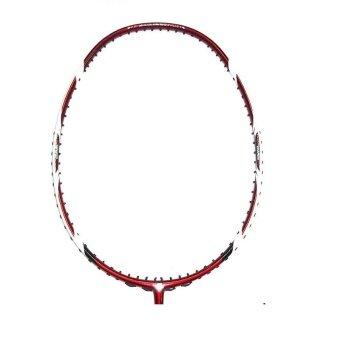 Apacs Edgesaber 10 Badminton Racket (Red)