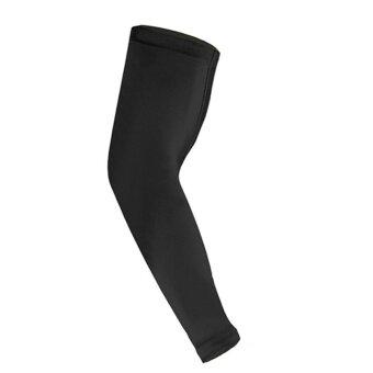 Basketball Protector Hand Arm Pad Crashproof Antislip Long Sleeve (M)