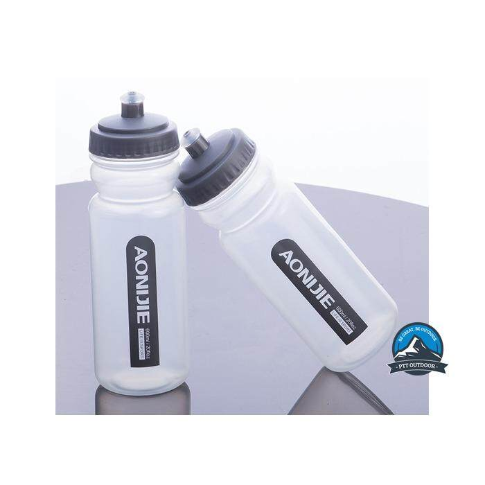 [ BEST SELLER ] AONIJIE SH600 BPA Free 600ml Water Bottle For Outdoor Sports, Cycling, Running Camping, Hiking - Grey