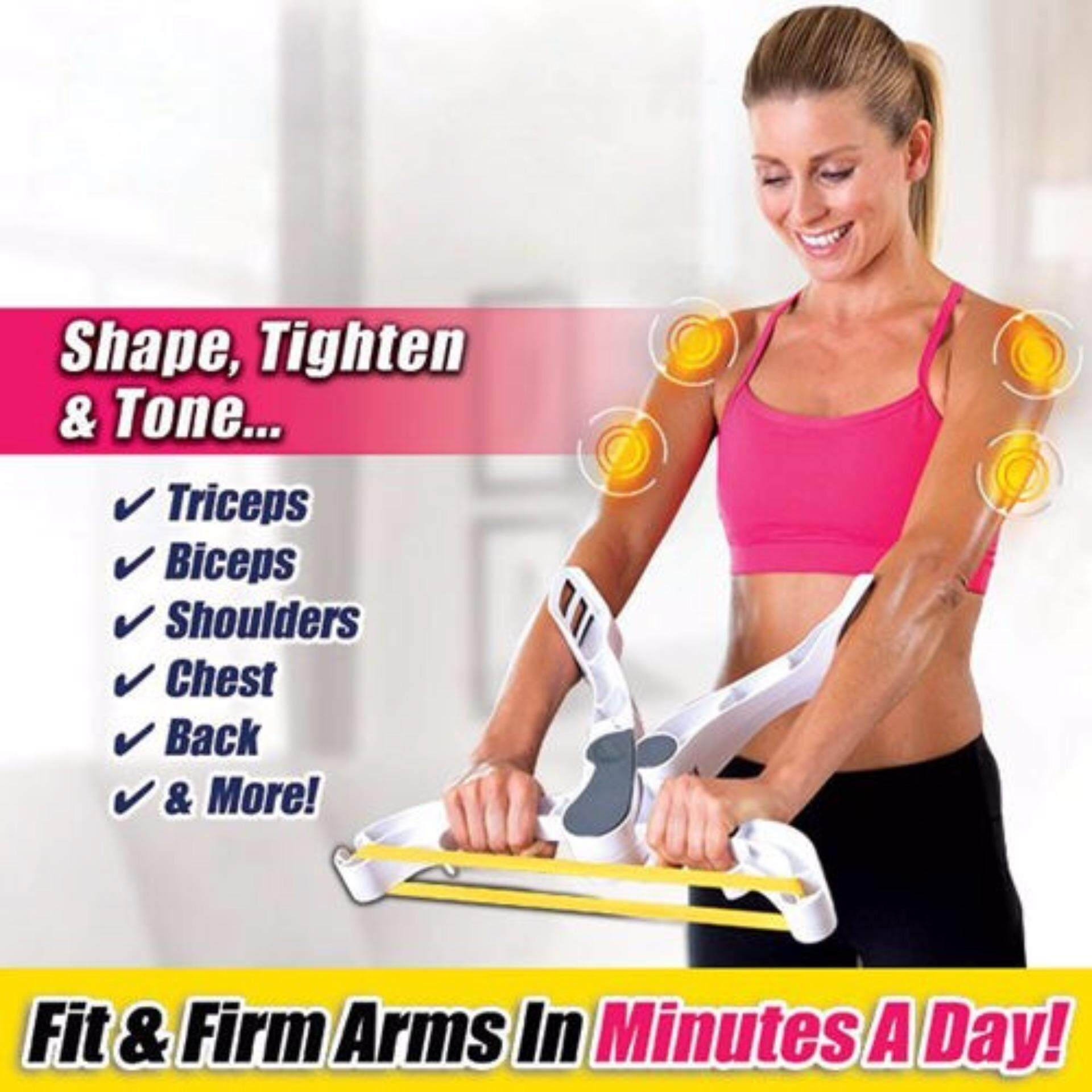 New Wonder Arms Good Figure Fitness System Arm Upper Body Workout Machine