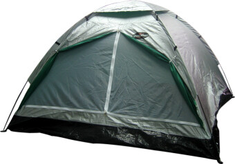 Bodypac 4 Man Silver Coating Tent with Netting