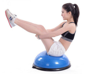 Harga Bosu ball Peskoe Bo-speed Balance balls fitness ball
